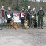 Ghillie's Novice Win 31.03.13